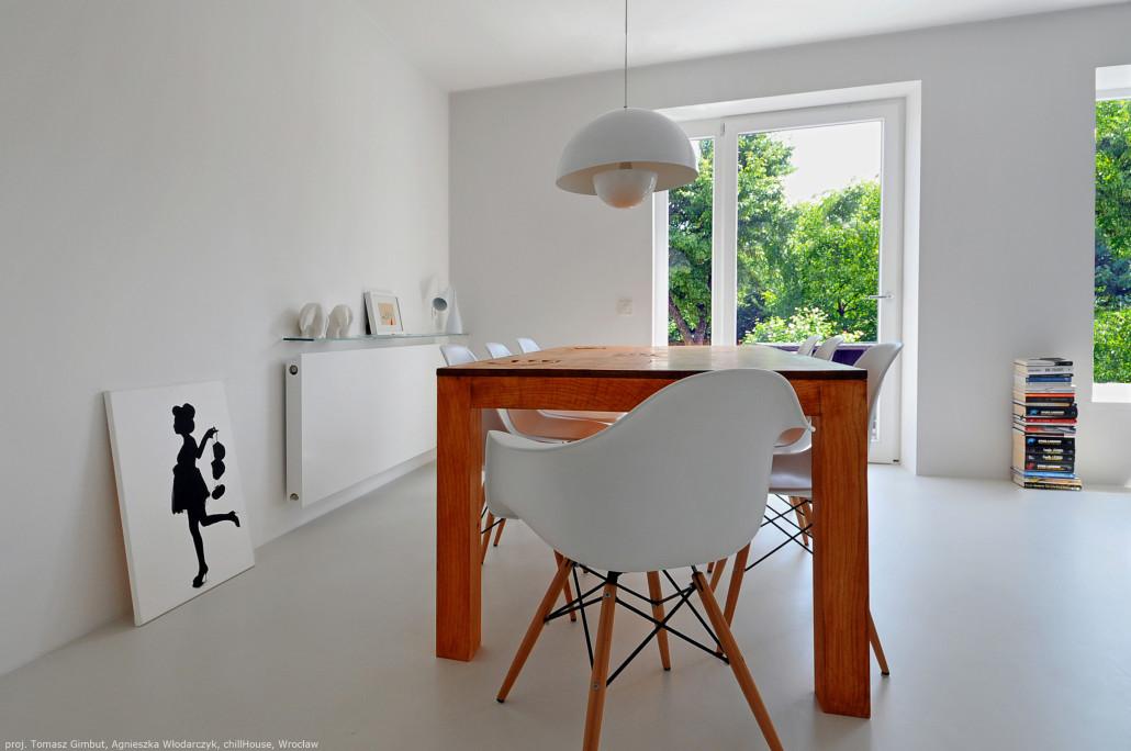 projekt: chillHouse, Wrocław
